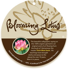 bunt Lotus Style Baumwoll-St/äbchen